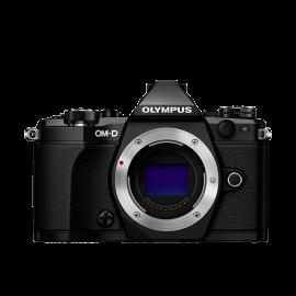 Olympus OM-D E-M5 Mark II Gehäuse Schwarz inkl.SanDisk Ultra 533x 32 GB SD UHS-I Karte