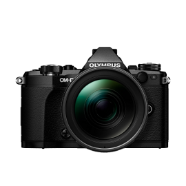 Olympus OM-D E-M5 Mark II Kit + 12-40mm Schwarz