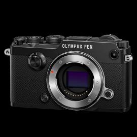 Olympus PEN-F Gehäuse Schwarz  inkl.SanDisk Ultra 533x 32 GB SD UHS-I Karte