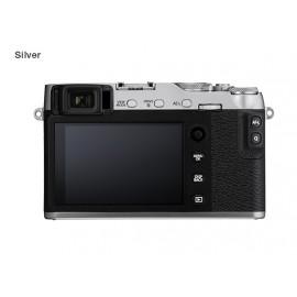 Fujifilm X-E3 Body Silber + xf 35mm 2.0 R WR schwarz