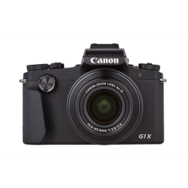 CANON POWERSHOT G1X MARK III  schwarz (-60€ Sofortrabatt)
