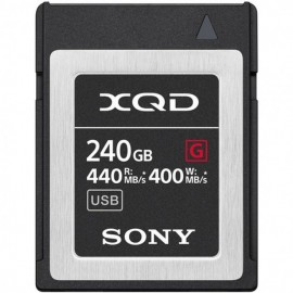 SONY XQD G HIGH R 440 MB/S 240GB