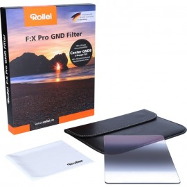 Rollei F:X Pro Center GND8 Grauverlaufsfilter 100 mm Rechteckfilter
