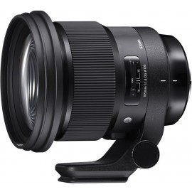 Sigma 105mm F1.4 DG HSM Art sony