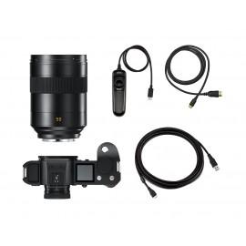 Leica SL (Typ 601) Set mit Summilux-SL 1:1,4/50mm ASPH., schwarz eloxiert