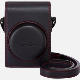 Canon Ledertasche schwarz G7X Mark II