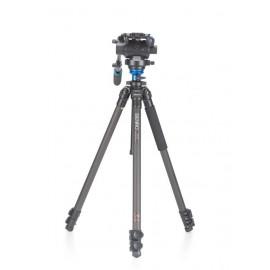 BENRO C2573FS6 Video Tripod Kit Carbon
