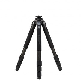 INDURO GIT305L Grand Series Stealth Carbon Fiber Tripod - 4 Sections