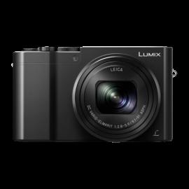 Panasonic LUMIX DMC-TZ101 schwarz  INKL.TASCHE
