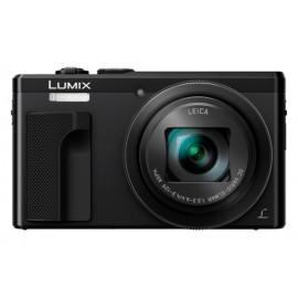 Panasonic LUMIX DMC-TZ81 schwarz  inkl. Tasche