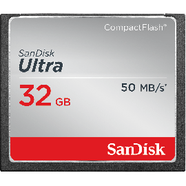 SanDisk Ultra CF 32GB 50MB/s