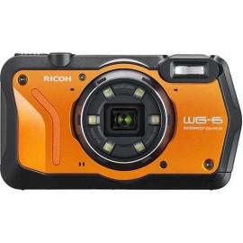 RICOH WG 6 Orange