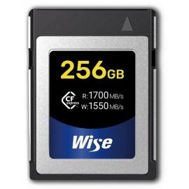 Wise CFexpress-Karte 256GB 1700MB/s