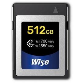 Wise CFexpress-Karte 512GB 1700MB/s