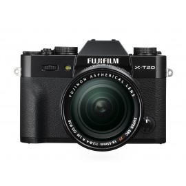 Fujifilm X-T20 Kit + XF 18-55mm OIS SCHWARZ