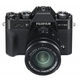 Fujifilm X-T20 Kit + XC 16-50mm OIS II + XC 50-230mm OIS II SCHWARZ