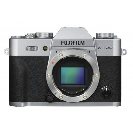 Fujifilm X-T20 Gehäuse Silber