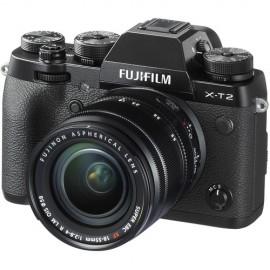 Fujifilm X-T2 Kit + XF 18-55mm OIS Schwarz