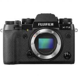 Fujifilm X-T2  Body Schwarz inkl. Fujifilm Power Booster Handgriff VPB-XT2