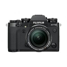 Fujifilm X-T3  Body Schwarz