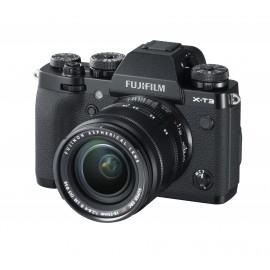Fujifilm X-T3 + xf 18-55/2,8-4 R LM OIS Schwarz