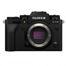 Fujifilm X-T4 Gehäuse SCHWARZ   Fuji-Cashback 200€