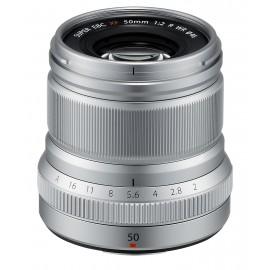 Fujifilm XF 50mm 1:2,0 R WR Silber