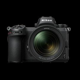 Nikon Z7 + Nikkor Z 24-70mm 4.0 S + Sony 64 GB XQD Karte