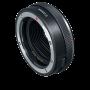 Canon EF-EOS R mit Objektiv-Steuerring  Bajonettadapter