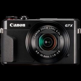Canon PowerShot G7X Mark II schwarz    -30€ Sofort-Rabatt