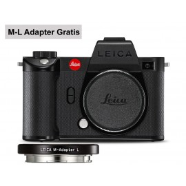 Leica SL2-S, schwarz 10880  Gratis M-L Adapter