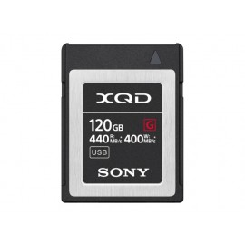 SONY XQD G HIGH R 440 MB/S 120GB