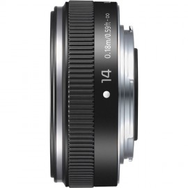 Panasonic 14mm 1:2,5 II ASPH