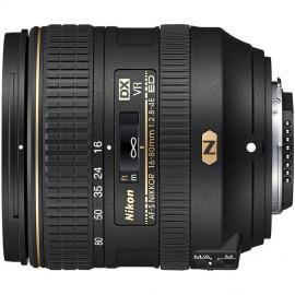Nikon 16-80 mm 1:2,8-4,0 AF-S DX Nikkor E ED VR inkl. 5-Jahre Nikon Garantieverlängerung