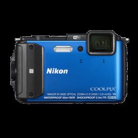 Nikon Coolpix AW130 blau