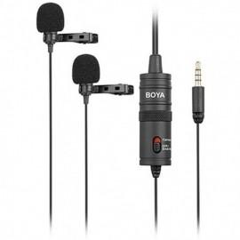 Boya Duo Lavalier Mikrofon BY-M1DM