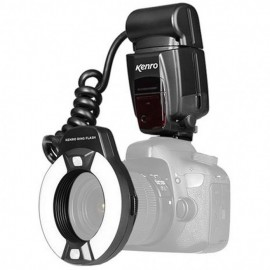 Kenro TTL Macro Ringblitz KFL201 für Nikon
