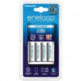Panasonic eneloop BQ-CC51E inkl. 4xAA 1900mAh Ladegerät