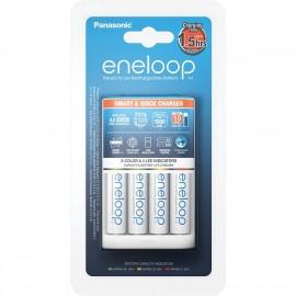 Panasonic eneloop BQ-CC55 inkl. 4x AA 1900mAh, Schnellladegerät