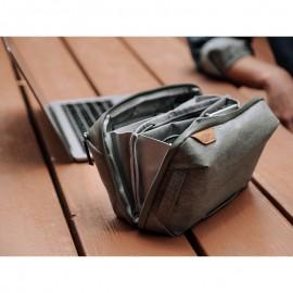 Peak Design Tech Pouch - Sage (Salbeigrün) - Organizer-Tasche für Smartphones, Kabel etc.
