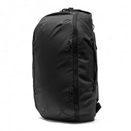 Peak Design Travel Duffelpack Bag 65L Reisetasche mit Rucksackgurten - Black (Schwarz)