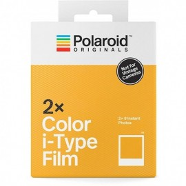 Polaroid Color Filme für I-type 2X8 DP