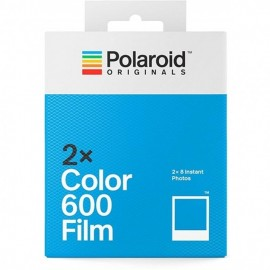 Polaroid Color Filme für 600 2x8 DP