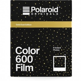 Polaroid Color Film für 600 Gold edition