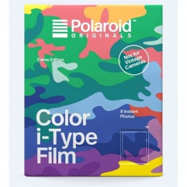 Polaroid Color Film für I-type Note Camo edit.
