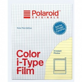 Polaroid Color Film für I-type Note This Edition