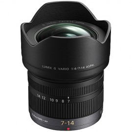 Panasonic 7-14mm 1:4,0 ASPH