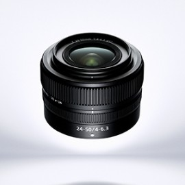Nikon Z 24-50/4.0-6.3 5-Jahre Nikon Garantieverlängerung   -100€ Sofort-Rabatt