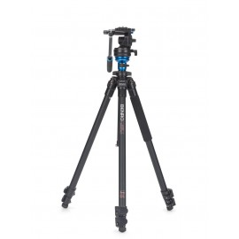 BENRO C1573FS2 Video Tripod Kit Carbon