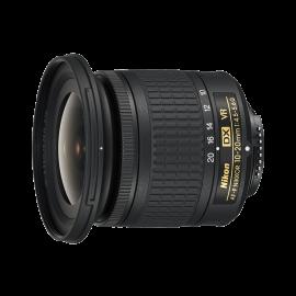 NIKON 10-20 mm  1:4,5–5,6 G VR AF-P DX NIKKOR inkl. 5-Jahre Nikon Garantieverlängerung